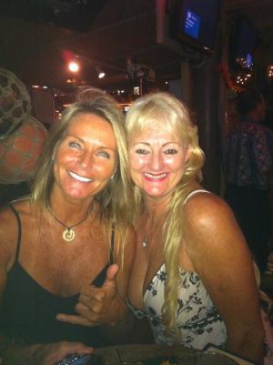 Friends in Kona