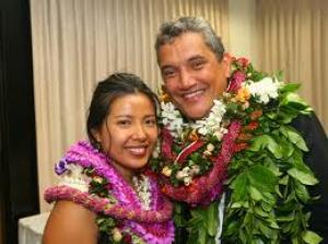 Mayor Billy & Wife